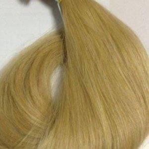 keratin blonde hair