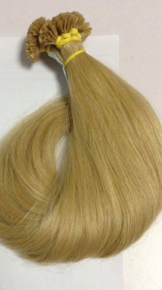 cabelo loiro na queratina